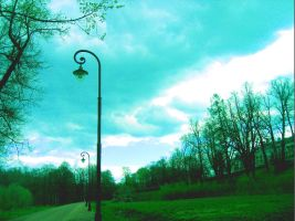 In the park by matella