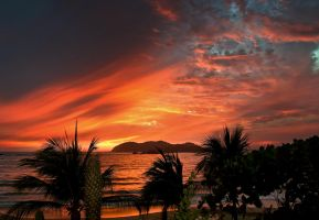 Ixtapa Sunset April 2012 by Phil-67