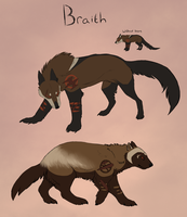 Braith by Silvadruid