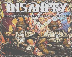 INSANITY  UT Collector MapPack Promo by Kaal979