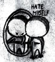 Hate myself by Easoft