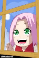 Sakura Haruno - Rock Lee Spring Time of Youth Ch.5 by rrrb50