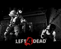 Left 4 Dead Wallpaper 2 by jyggen