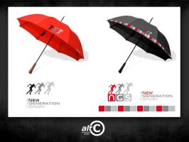 Ngs Umbrella by ALTERNATIVE-CREATION