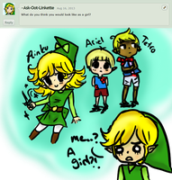 Ask Toon Link 22 by To0nLink