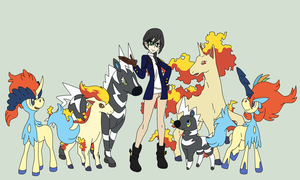 Trainer Aaron by ChopstickGirl241
