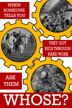 Whose Hard Work? by Party9999999