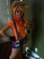 human Applejack MLP: Friendship is Magic by kappalizzy