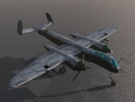 Heinkel He-219 2 by shelbs2