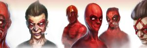 Deadpool brothers by Gottsnake