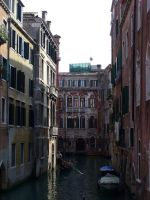 Venice Light in the shadow by emalterre