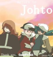 Return to Johto by diichan
