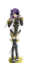 Myna Golhen by TheULTImateAngel
