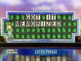 Wheel of Fortune Puzzle by AncientWisemon