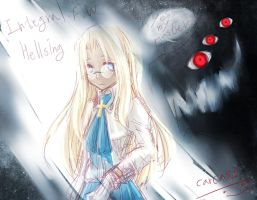 Integral Hellsing on childhood by carcasspack