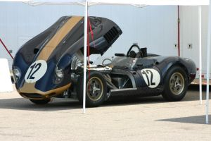 1958 LISTER JAGUAR by 914four
