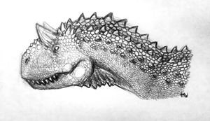 Pencil Carno by TheMeekWarrior