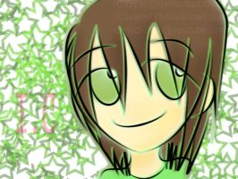 Green Clover by isa961