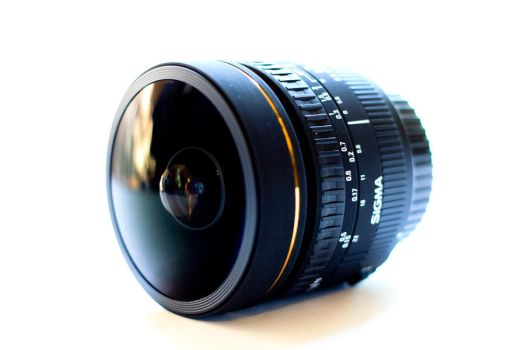 Sigma 8mm f3.5 EX DG Fisheye by ace10414
