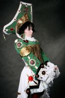Trinity Blood Cosplay: Little Empress by alberti