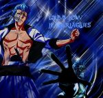 Grimmjow jeagerjaques by azAZ8