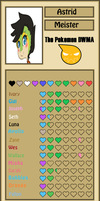 Astrid's Heart Chart v2 by Wiree
