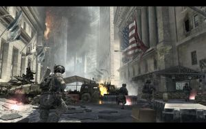 Modern Warfare 3 Wallpaper by Matt2010
