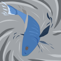 Fish graphic by Storm-Cwalker