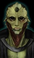 Thane Krios by Immobliss