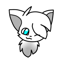 first drawing on my new mac XD by MillyTheTigerKitten