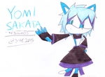 Yomi Sakata (4 SorairoDJ) by sonic4ever760