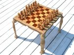 Chess Table by Nigthmare97
