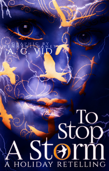 To Stop A Storm (Wattpad Cover) by Pennywithaney