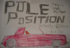 Wheels from Pole Position by Wael-sa