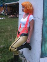 Leeloo Dallas multipass by TrixyFaerie