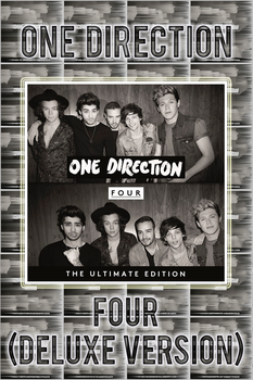 One Direction - FOUR (Deluxe Version) by FadeIntoBlackness