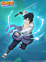 [NARUTO] - Sasuke from Taka by David-Y-F