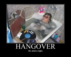 Poster - HANGOVER by E-n-S