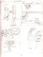 Its always the trees fault. by ViridiVulpes