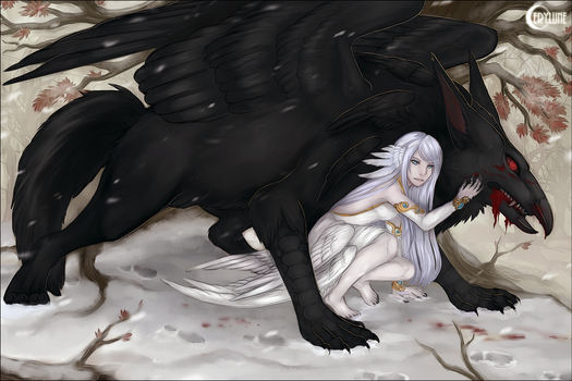 The Hunt by Cerylune