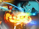 Korra, the Legend by freedomfighter12