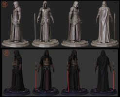 Darth Revan updates by digitalinkrod