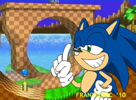 Sonic proyect by Franysonic