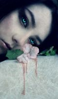 Frozen Roses, Shattered Glass by Vampy-note