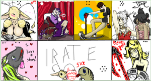 IScribble Firewind Contest by IrateResearchers