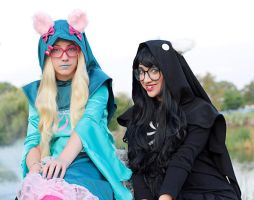 Jades Jades, everywhere! by galaxeys
