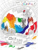 COINED TOGETHER: COLORADO COLORS by Josiah-Shockency-JCS