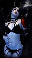 Queen Of Pain by kamieeecosplay