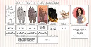 Commission Info by Pample