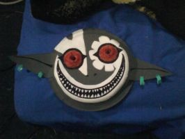 My Twilight Princess Skull Kid Mask by SoraSkater